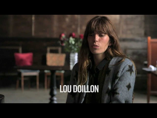 Entretien BRBR Lou Doillon