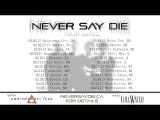 NEVER SAY DIE - US 2017 Tour w Another Lost Year &amp Lullwater (Promo #1)