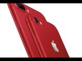 iPhone 7 RED (КРАСНЫЙ) и iPad 2017