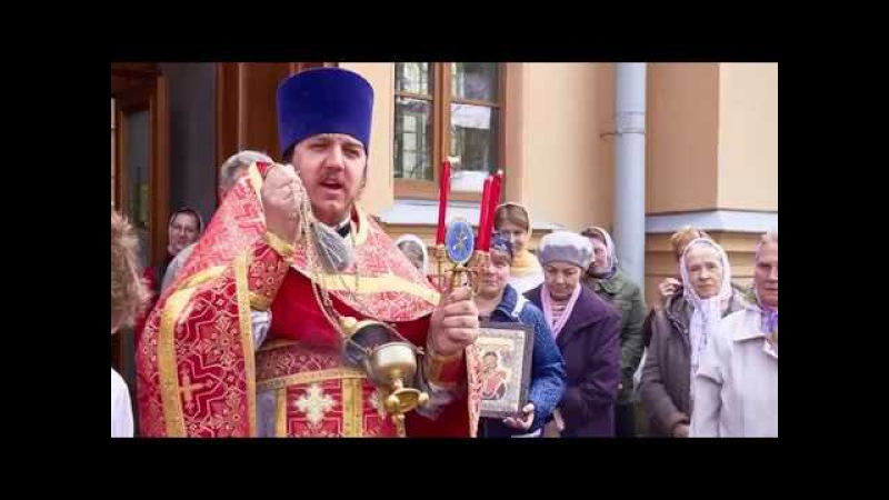 Праздник святителя Николая Чудотворца 22 мая 2017 года в Кронштадте