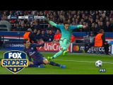 This Neymar dive against PSG in the Champions League was not pretty  FOX SOCCER