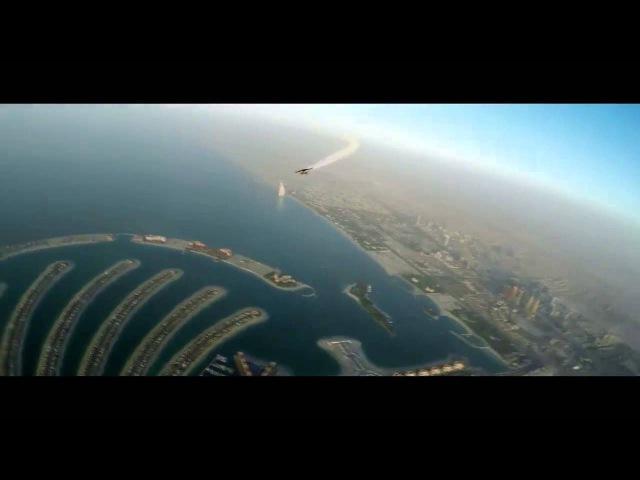 Реактивный ранец, Полет над Дубаем