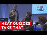 How well do Take That REALLY know their own songs