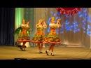 Русско народный танец с ложками Русский перепляс студия Байсан