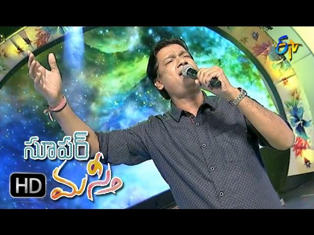 Om Shivoham Song | Vijay Prakash Performance | Super Masti | Ongole | 7th May 2017 | ETV Telugu