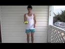 Обучение жонглированию. Трюки от Садохи (4)