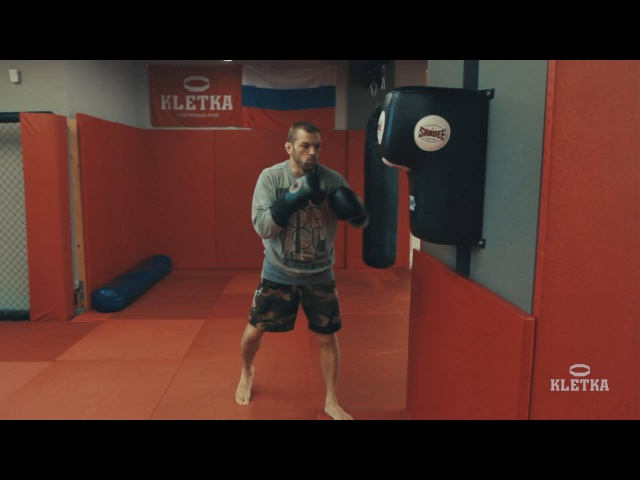 Нокаутирующий удар, отработка акцентированных ударов, или зачем нужна настенная боксерская подушка