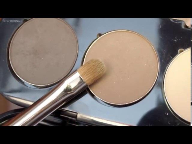 макияж.как красить глаза