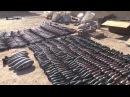 Сирийская демократическая армия обнаружила схрон оружия и боеприпасов, принадл...