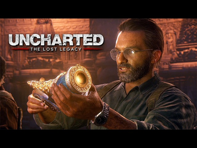 ЗЛОЙ САСАВ ► Uncharted The Lost Legacy 5