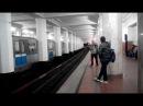 Номерной на станции Александровский сад