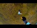 Белорус макнул драник в сметану с 25 м/Belarusian guy dips potato pancake in cream during 25m jump