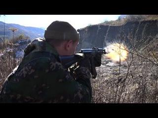 Спецназовцы уничтожили «террористов» в Чечне: кадры с полигона Альпийский