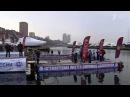 ВоВладивостоке впервые вРоссии проходят соревнования Кубка мира позимнему плаванию. Новости. Первый канал