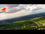 Вылет с аэропорта Хабаровск-Новый