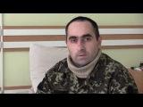 Перешедший на сторону ЛНР боец ВСУ Олег Попов подозревает, что облучился в техни...
