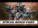 Star Wars Republic Commando: Foley Sound Effects