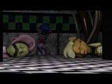Песня 5 ночей с пони Анимация