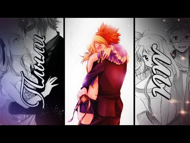 【Fairy Tail】Loki and Lucy - Плыли мы