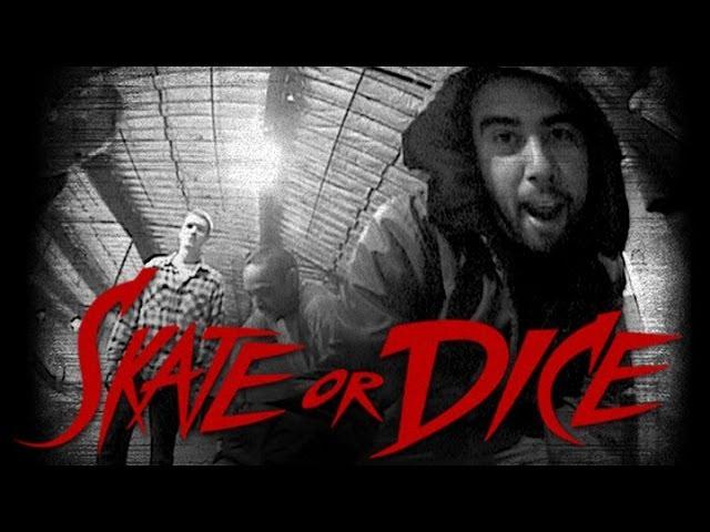 Skate or Dice! - Eric Koston, Josh Kalis, Luis Tolentino, Jeron Wilson, more