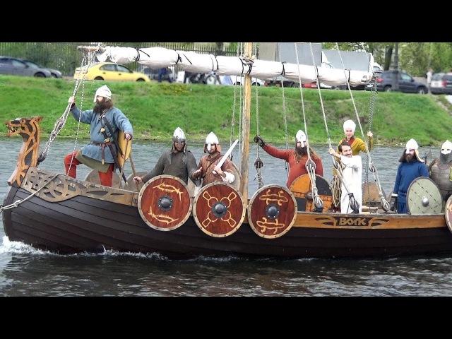 Фестиваль Легенды норвежских викингов 2017
