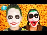 Bad Baby Joker УГАДАЙ БЛОГЕРА Vlad CrazyShow Nikol Crazy Family Toys and me ToysToSee Timi Tim