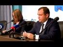 БОЛЬШАЯ БАЛАШИХА ЛАЙФ BBL. Пресс-конференция И.Ю.Брынцалова в РИАМО
