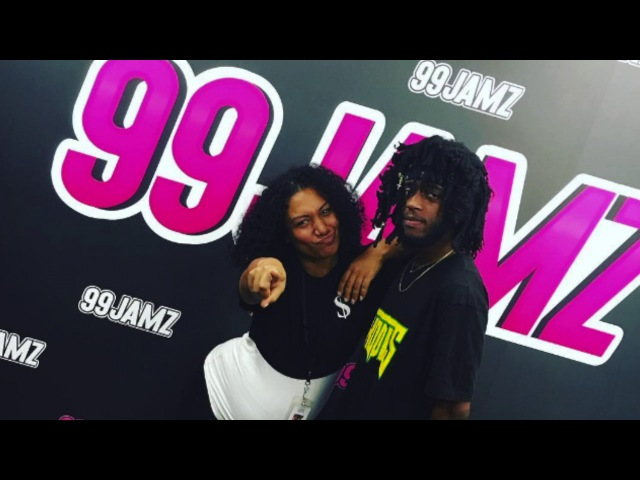 6LACK Describes His Rise To Fame, Ties To Miami More W/ Felisha Monet