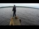 Рыбалка в Карелии - Суйсарь Онего -9 Сентября 2017 года- Часть 2