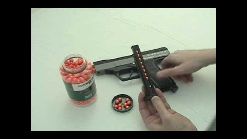 Kingman Training ERASER Paintball Pistol