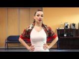 Русь танцевальная 2016 обучающее видео - вводный урок