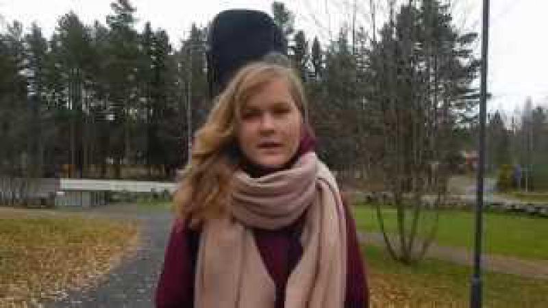 Piirrä minuun tie, gospel-cover (Martin-haaste) - Melina Keränen