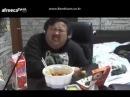 FAT ASIAN DOG BITE