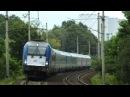 Vlaky Eurocity 2016