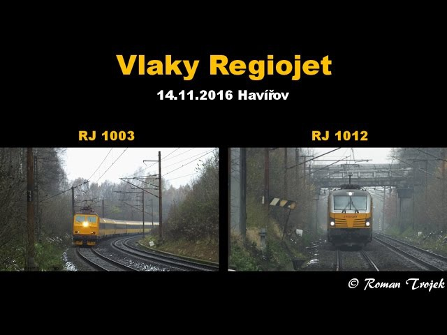 RJ 1003 1012 Havířov
