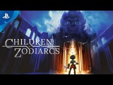 Children of Zodiarcs  Launch Trailer  PS4
