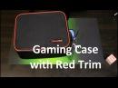 Обзор сумки Ultra-Pro Для 6 колод Magic: The Gathering Gaming Case with Red Trim