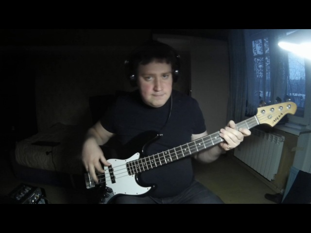 Rancid-Time bomb [Bass Cover]