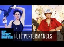 "Tom Holland's Singing in the Rain"" Umbrella"" vs Zendaya's 24k Magic"" Lip Sync Battle"