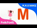 M.N.O Dance ABC Dance Pinkfong Songs for Children