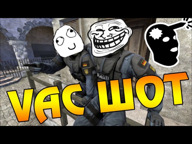CSGO Movie, funny moments and vac shots by Plagiat 1