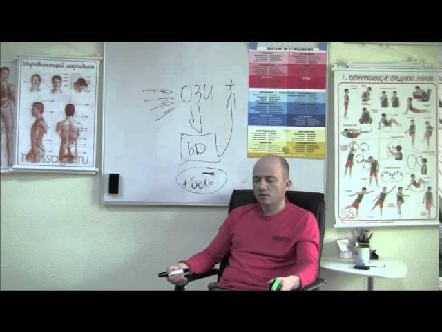 Кинезиология 3в1 Концепция работы со страхами 1