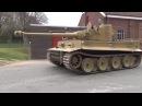 Звук двигателя танка Тигр