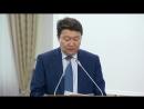 ҚР АШМ бірінші вице министрі Қ Айтуғанов АӨК мемлекеттік бағдарламасын іске асыру туралы айтты