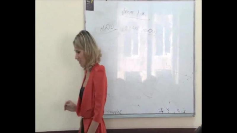 Новикова Елена - Работа с возражениями