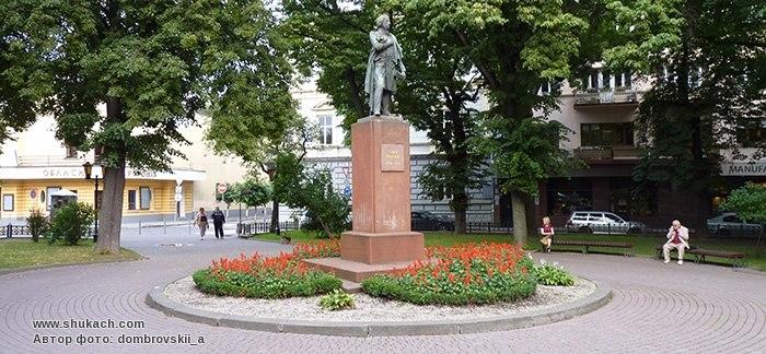 Список визначних місць Івано-Франківська Remarkable sites of Ivano-Frankivsk H7Varz0U3jo