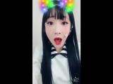 170321 러블리즈(Lovelyz) WoW 활동 비하인드 테잌투! 유지애