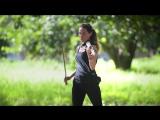 Shape of You (Ed Sheeran) - Electric Violin Cover ¦ Caitlin De Ville