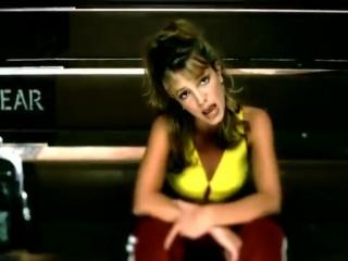 Britney Spears - Baby One More Time (клип 1998 Бритни Спирс бейби ван мо тайм)