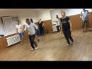 Сальса с Джоанни. Студия танцев Ниагара.